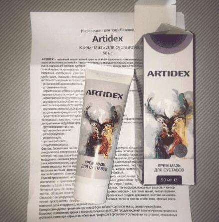 Купить Артидекс (Artidex)